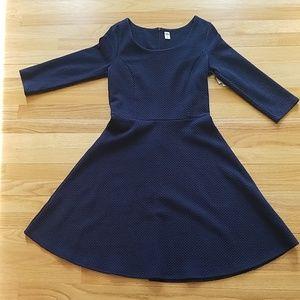 Old Navy blue dress